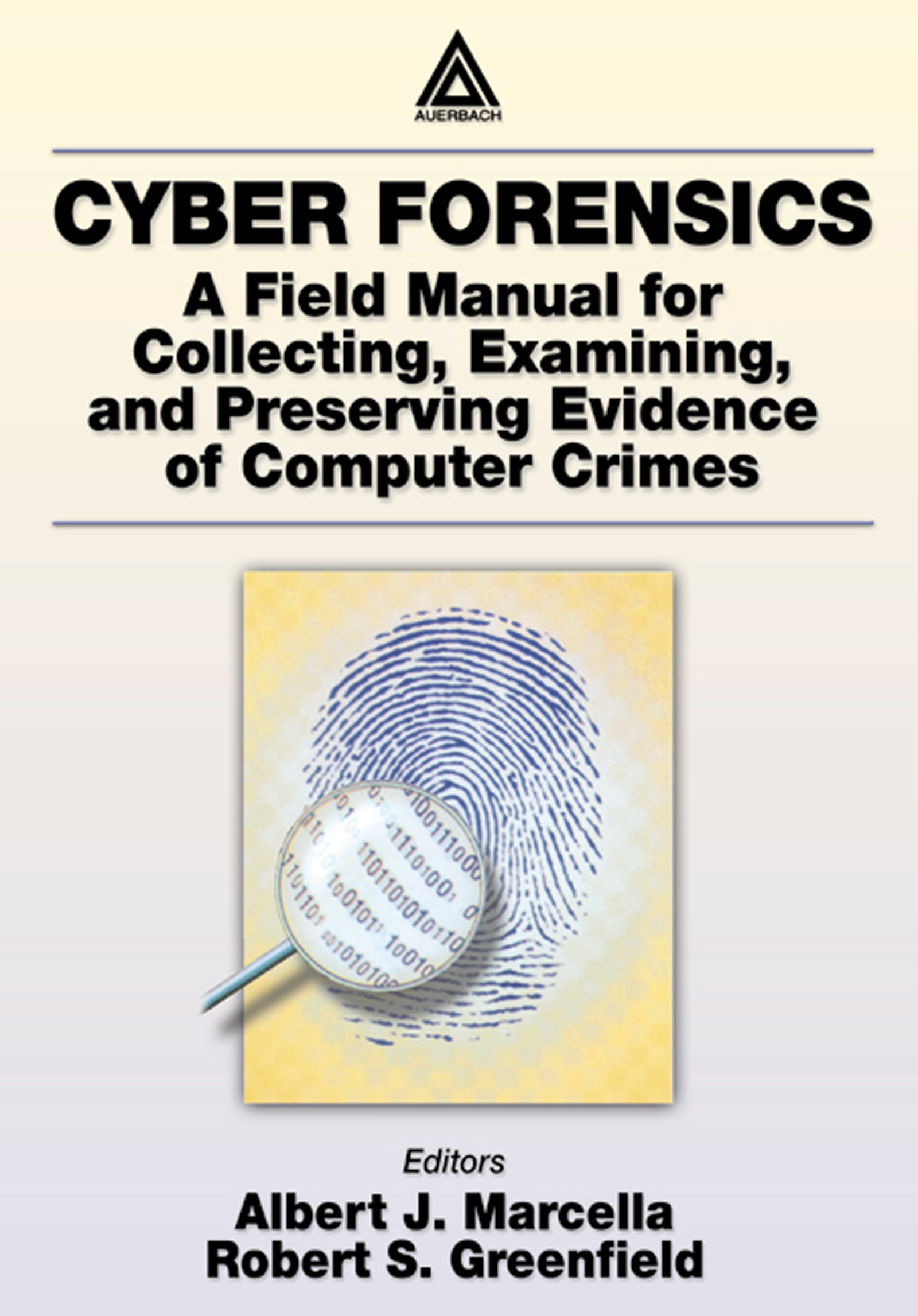 ISBN 9781420000115 product image for Cyber Forensics | upcitemdb.com
