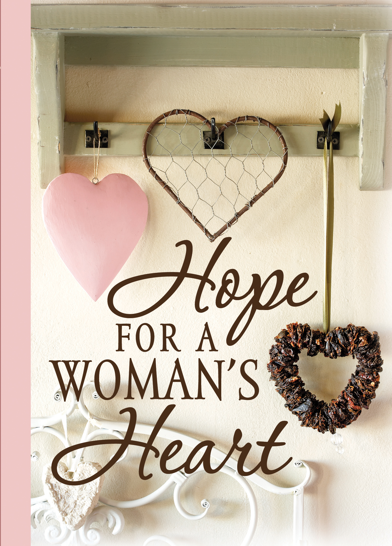 Hope for a Woman's Heart  (eBook)