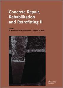 Concrete Repair, Rehabilitation and Retrofitting II