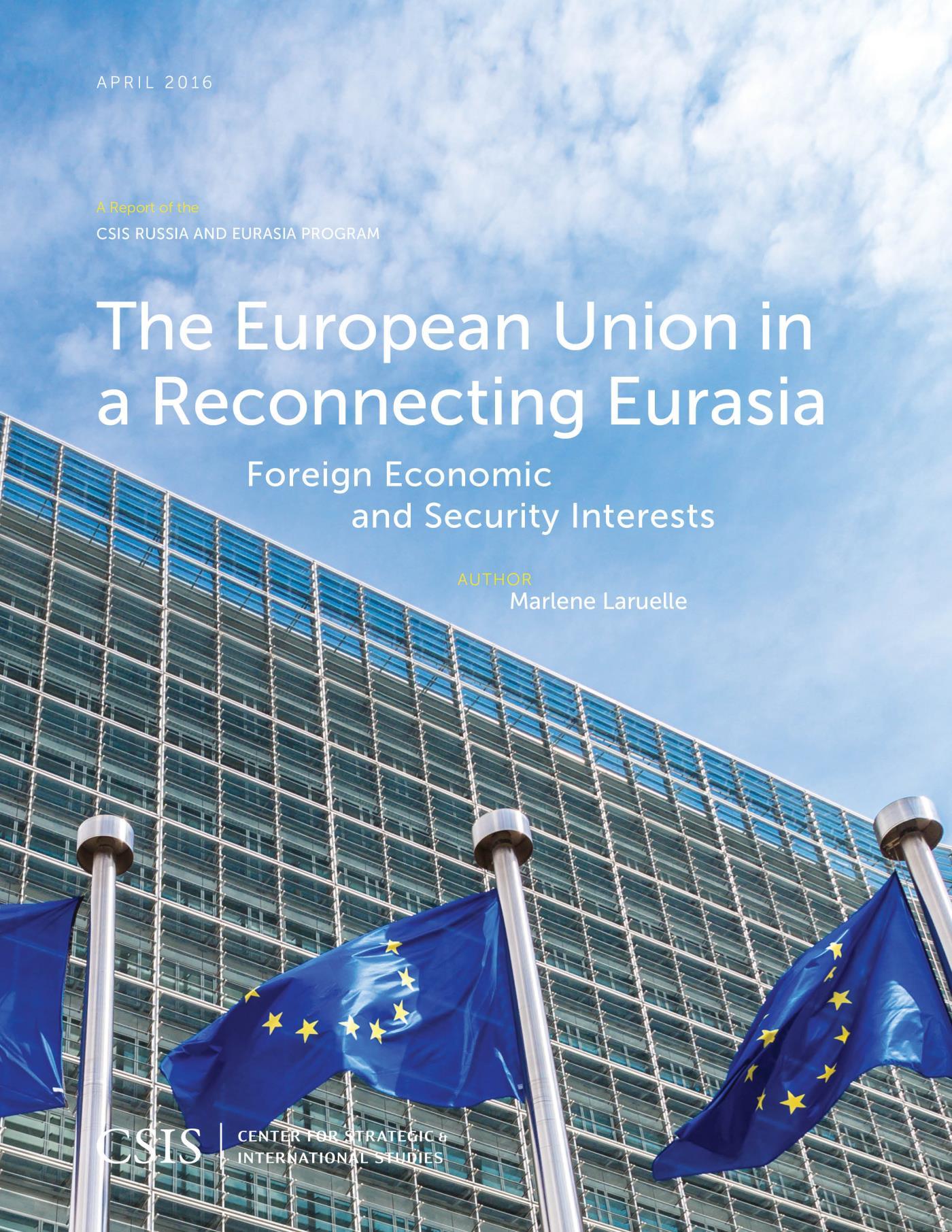 eurasian union essay