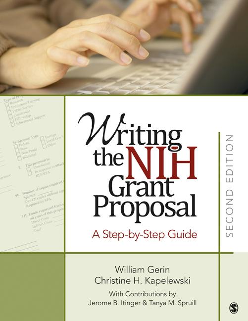 writing grants proposals