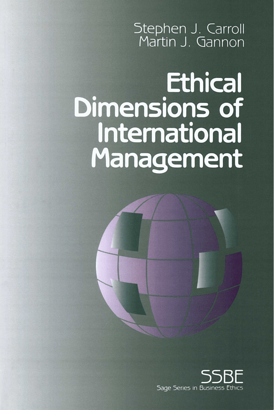 international management and ethics culture dimensions International management culture, strategy, and behavior the world of international management: the cultural culture and management globe's cultural dimensions.