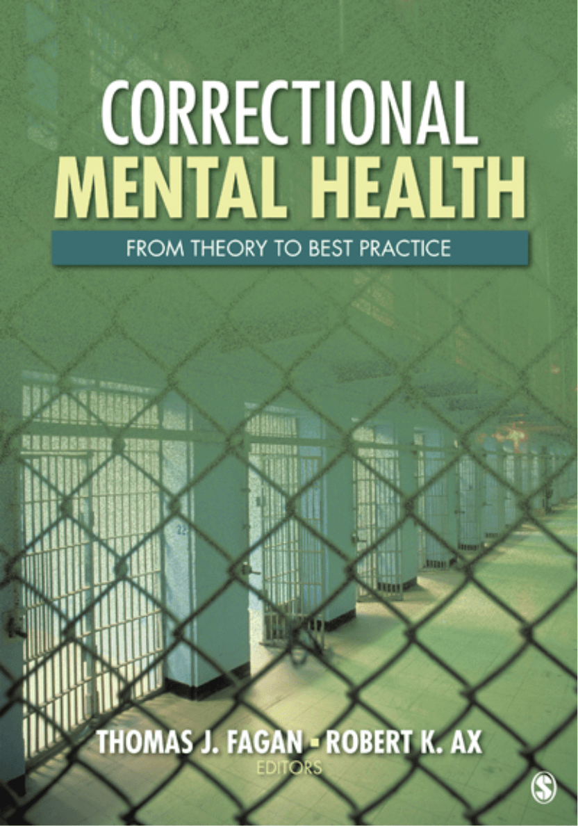 correctional theory Description this accessible book identifies and evaluates the major competing theories used to guide the goals, policies, and practices of the correctional system.