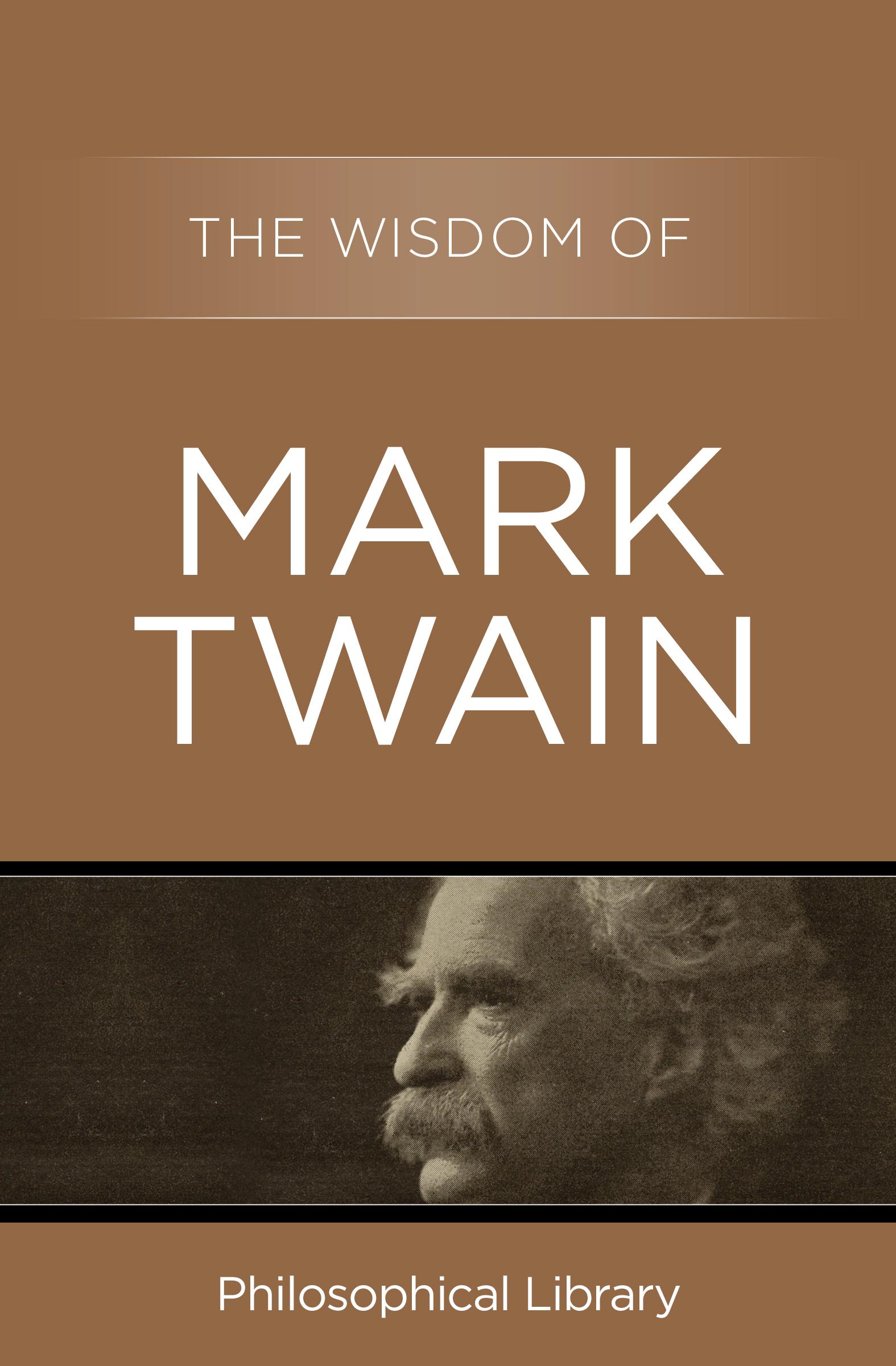 mark twain the philosopher essay