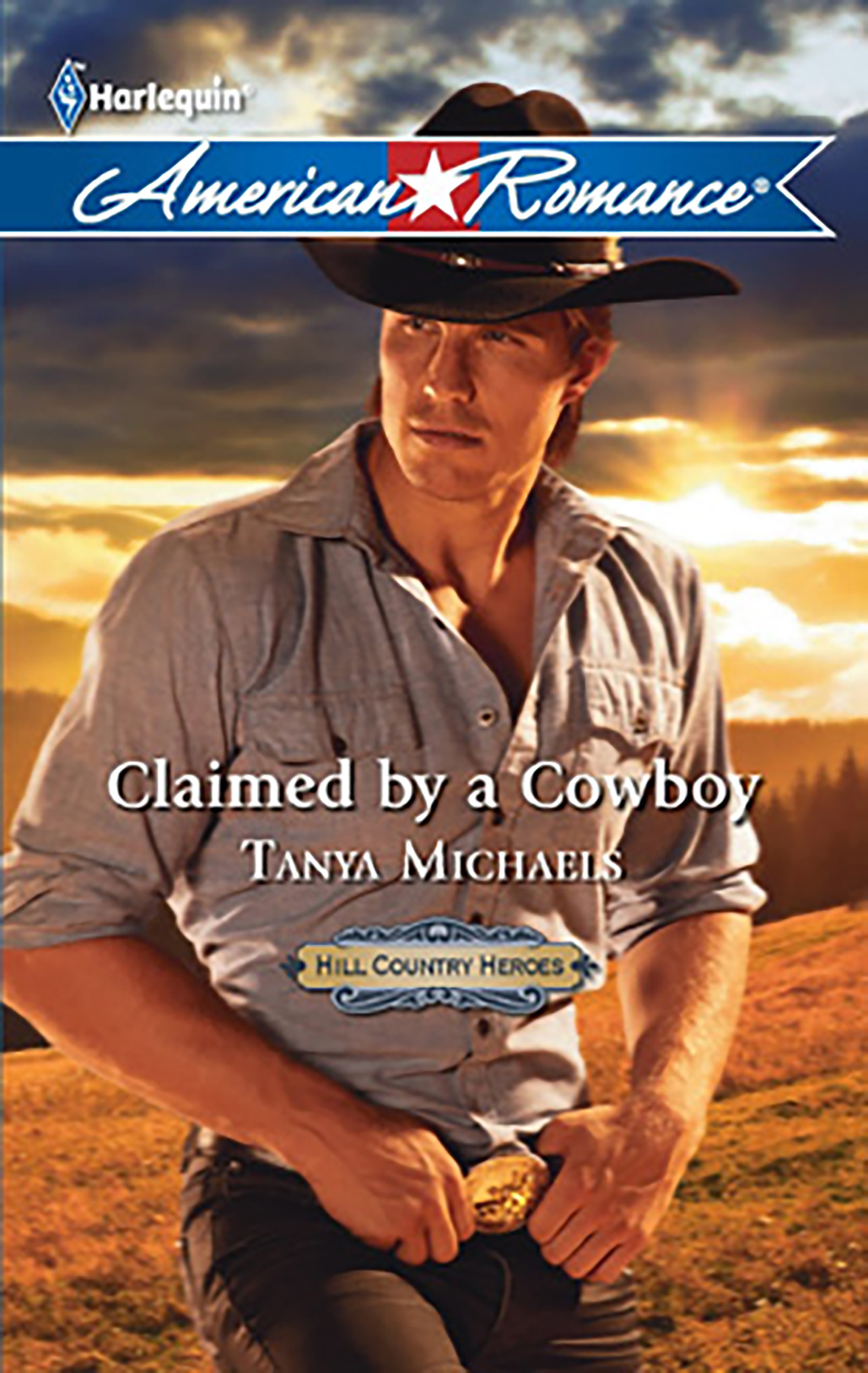 Claimed by a Cowboy