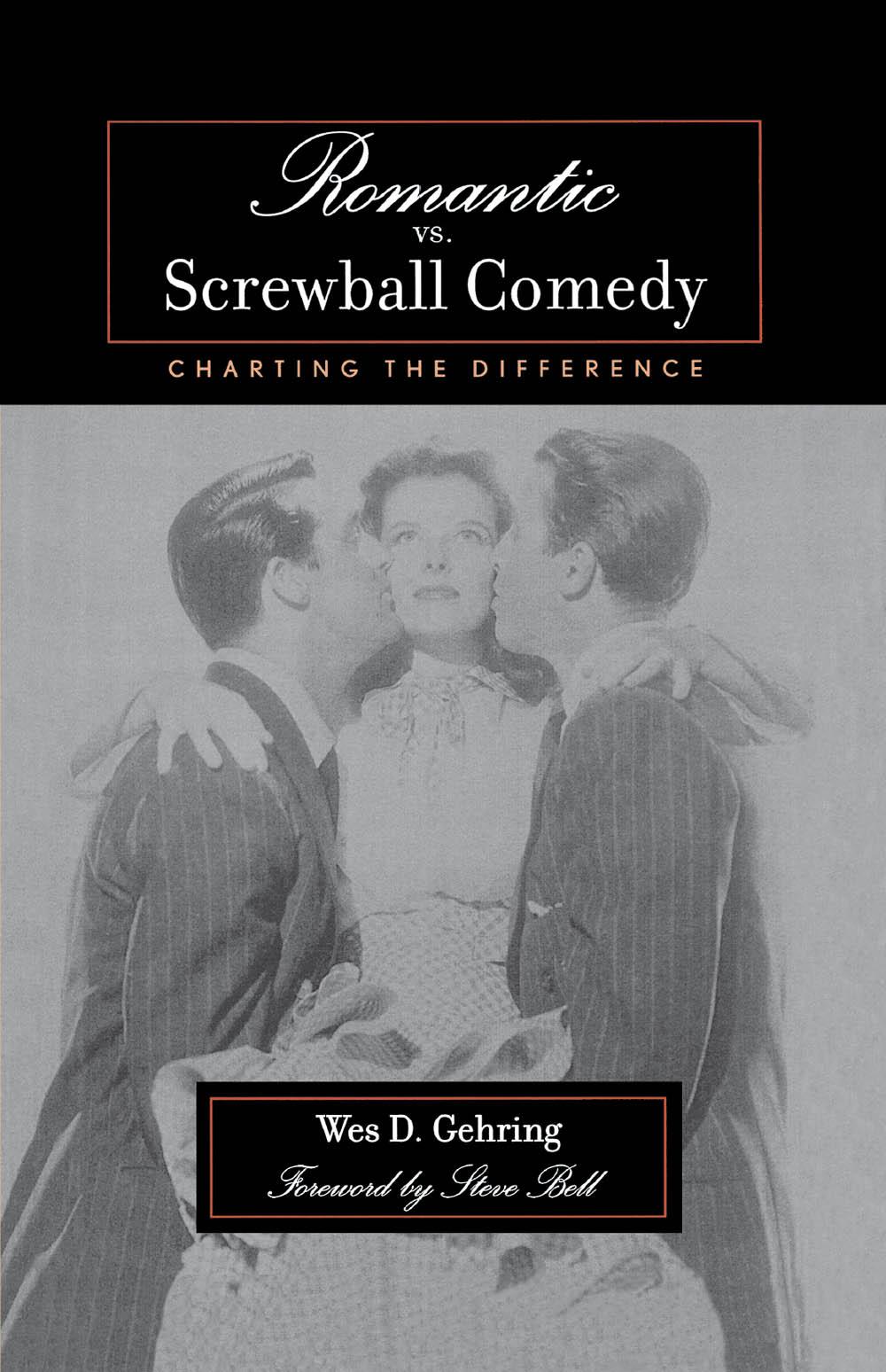 Romantic vs. Screwball Comedy