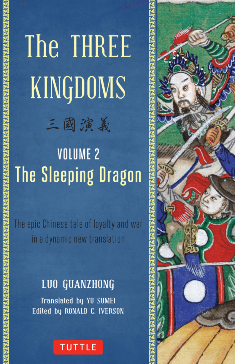 The Three Kingdoms, Volume 2: The Sleeping Dragon