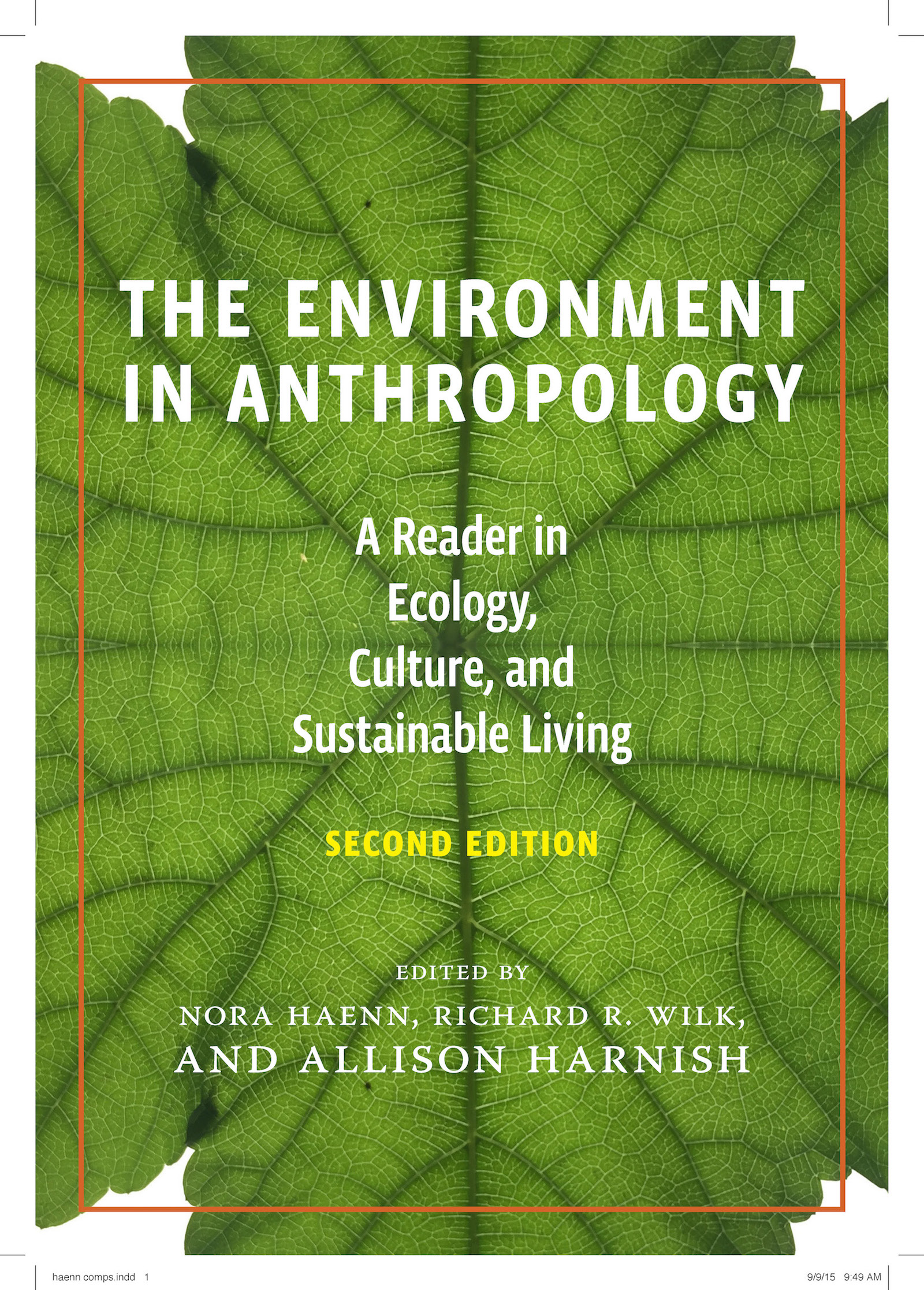 The Environment in Anthropology (Second Edition)