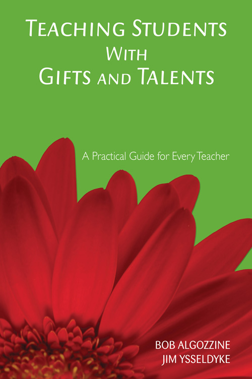 teaching gifted and talented students