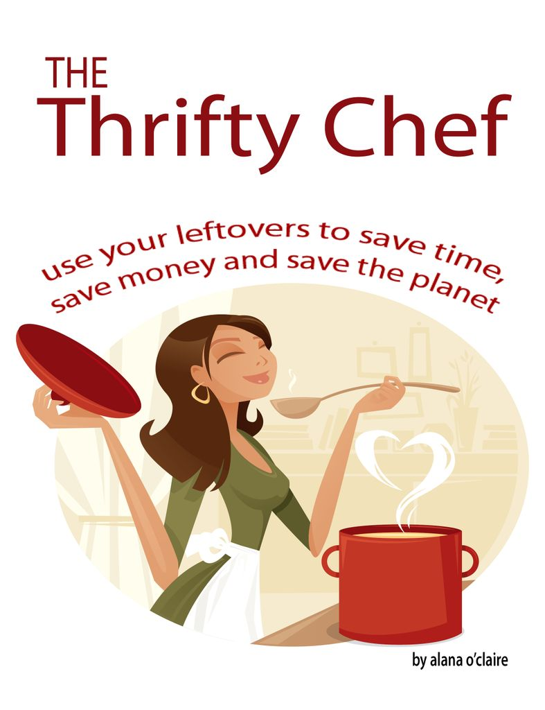 The Thrifty Chef - Use your Leftovers to Save Time, Save Money and Save the Planet