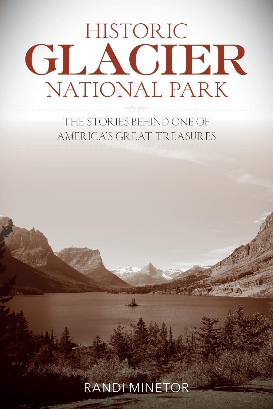 Historic Glacier National Park