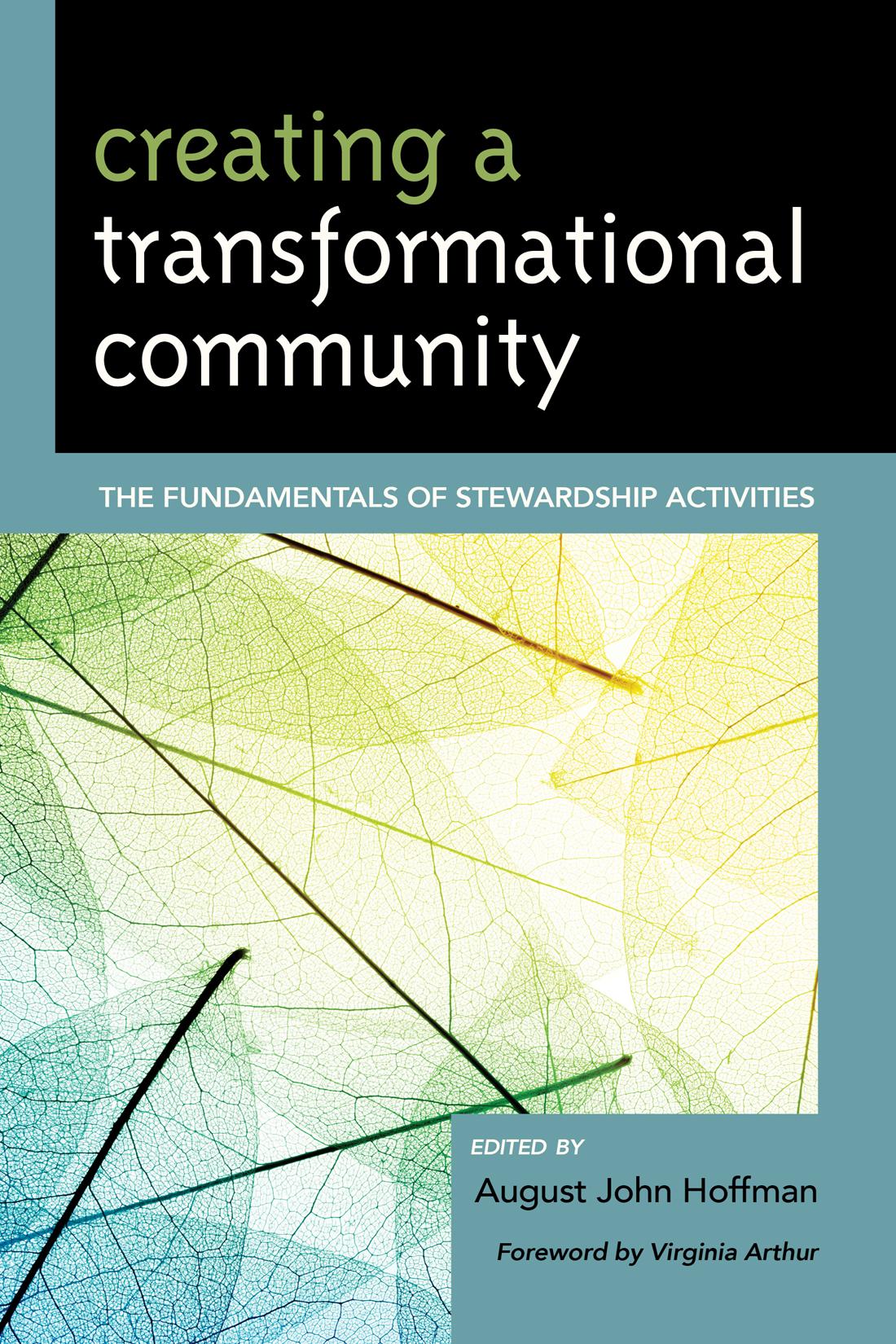 Creating a Transformational Community