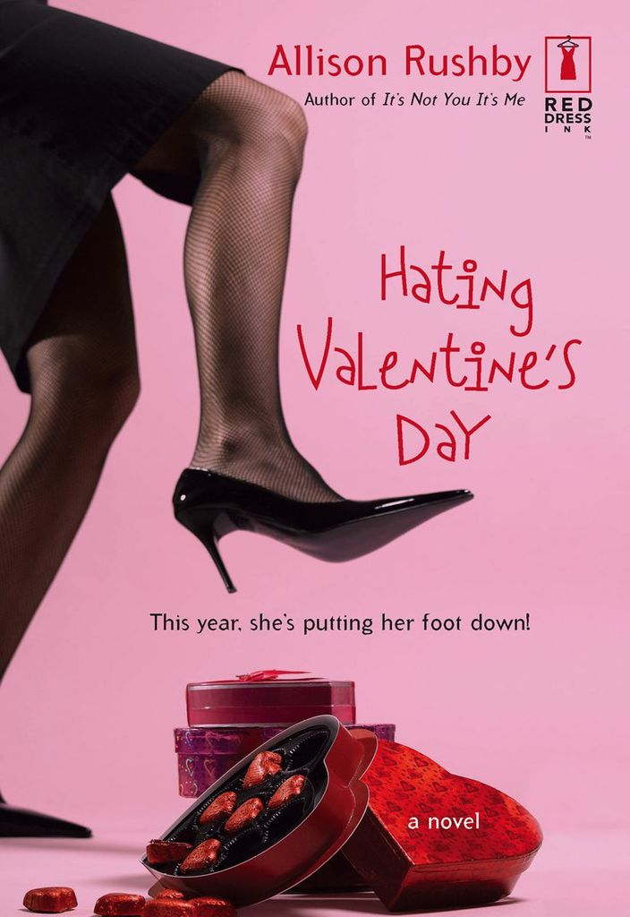 Hating Valentine's Day