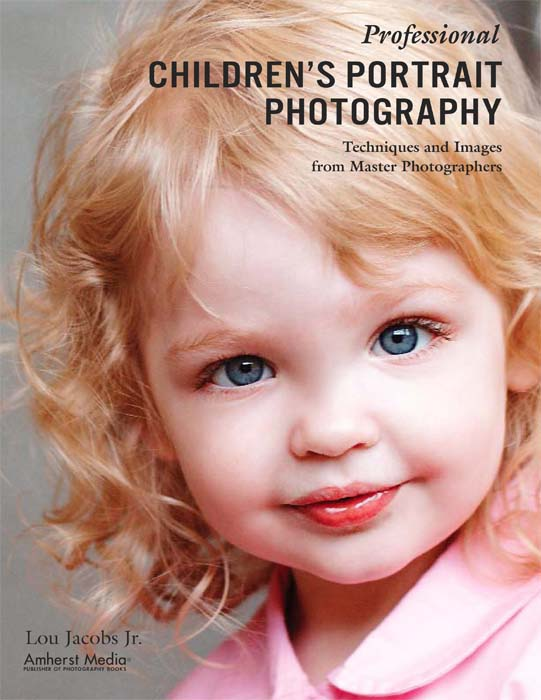 Professional Children's Portrait Photography