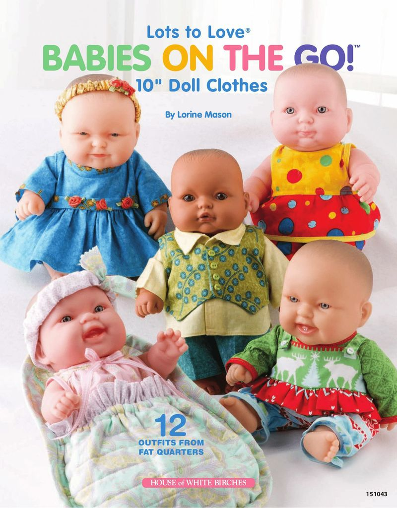 Lots to Love® Babies on the Go!™