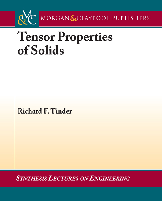 Tensor Properties of Solids