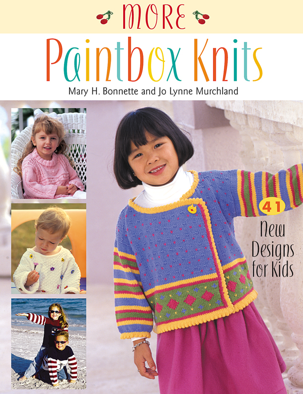 More Paintbox Knits