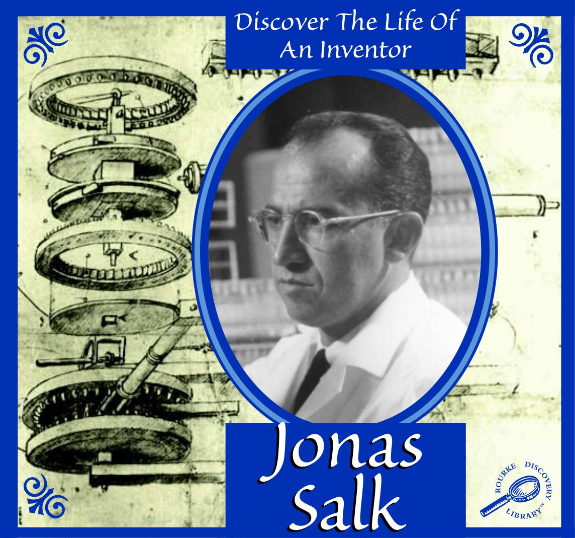 the life and contributions of jonas salk