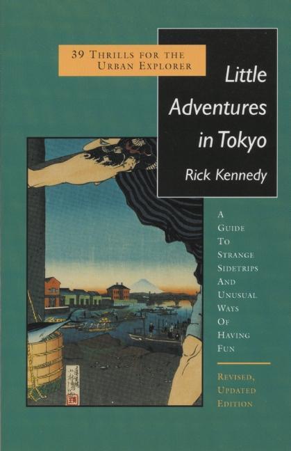 Little Adventures in Tokyo