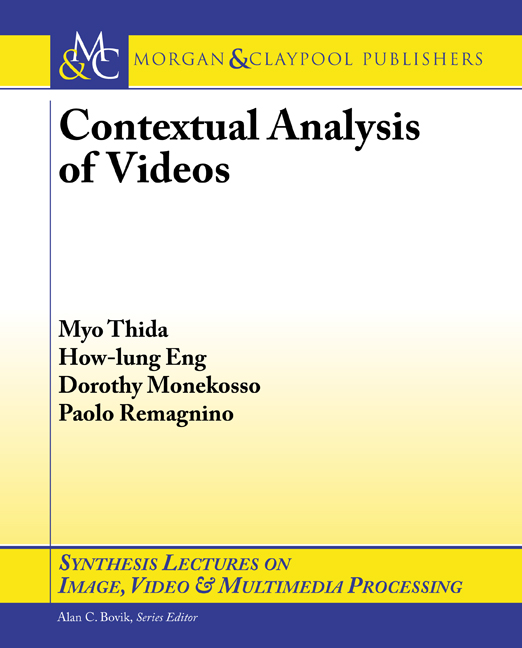 Contextual Analysis of Videos