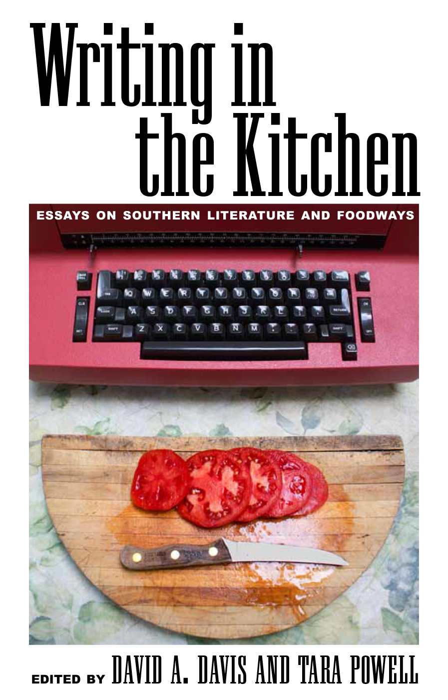 Writing in the Kitchen