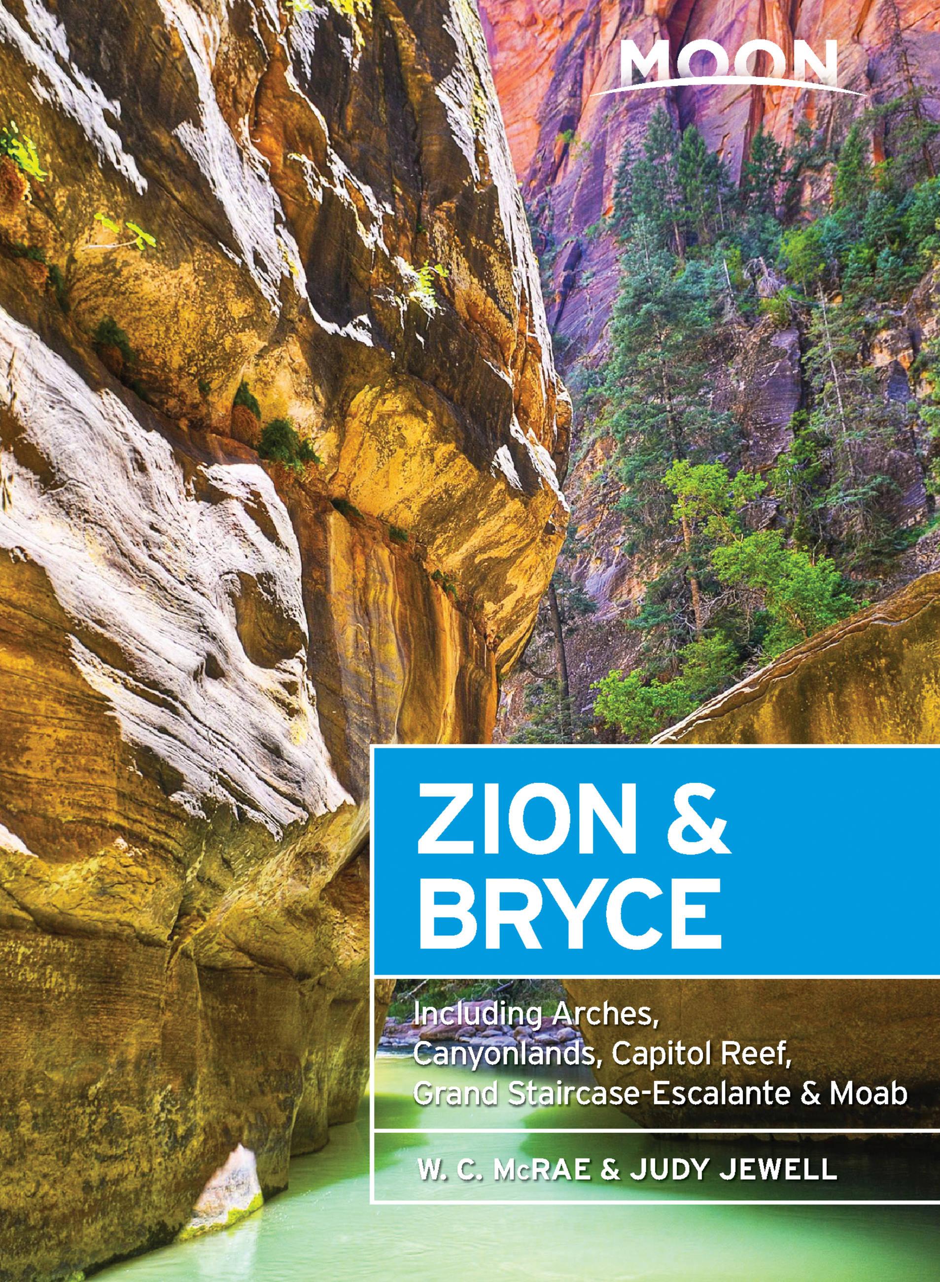 Moon Zion & Bryce