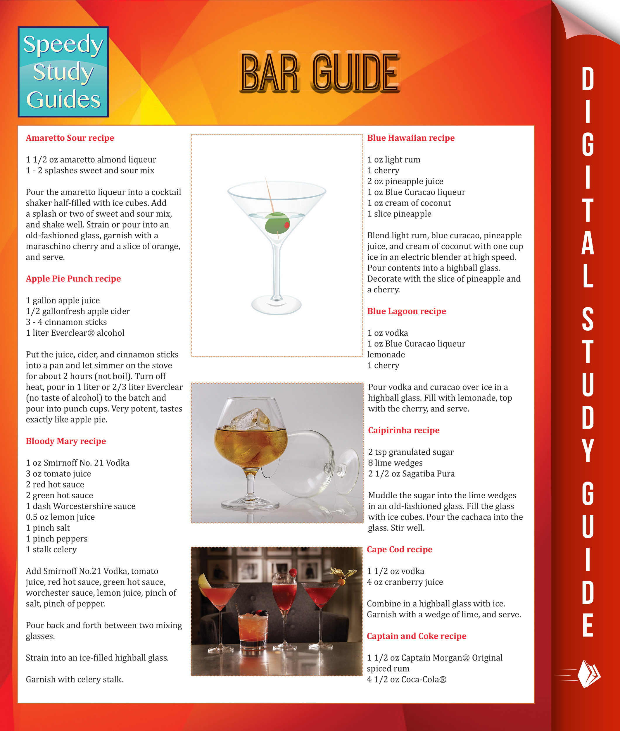 Bar Guide (Speedy Study Guides)