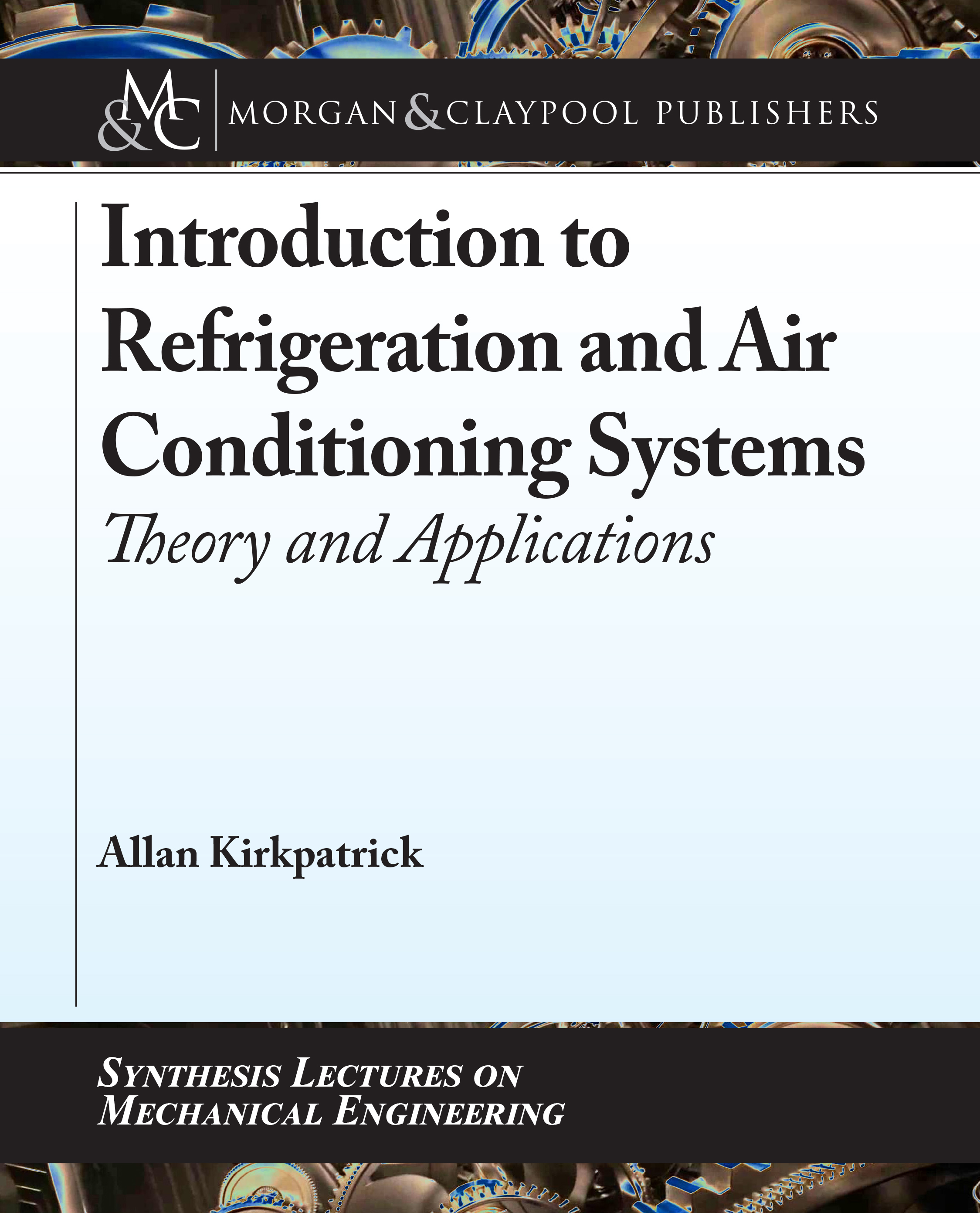 Introduction to Refrigeration and Air Conditioning Systems