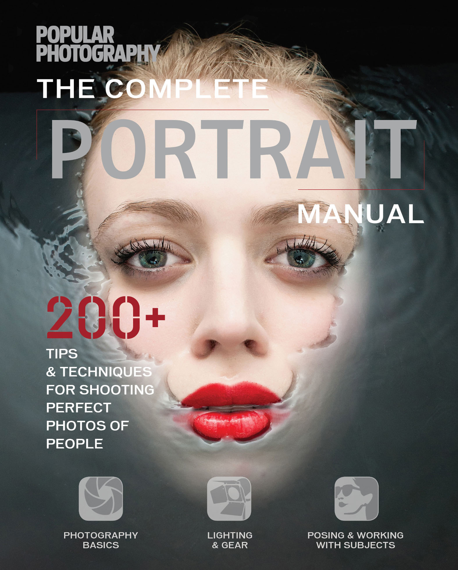 The Complete Portrait Manual