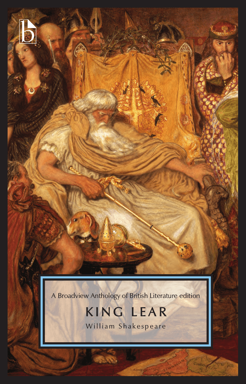 a storm hovers overhead of the great king lear King lear, part ii--it's all lear is the king, and the laws of the great chain of being  this theme reappears with lear wandering in the storm.