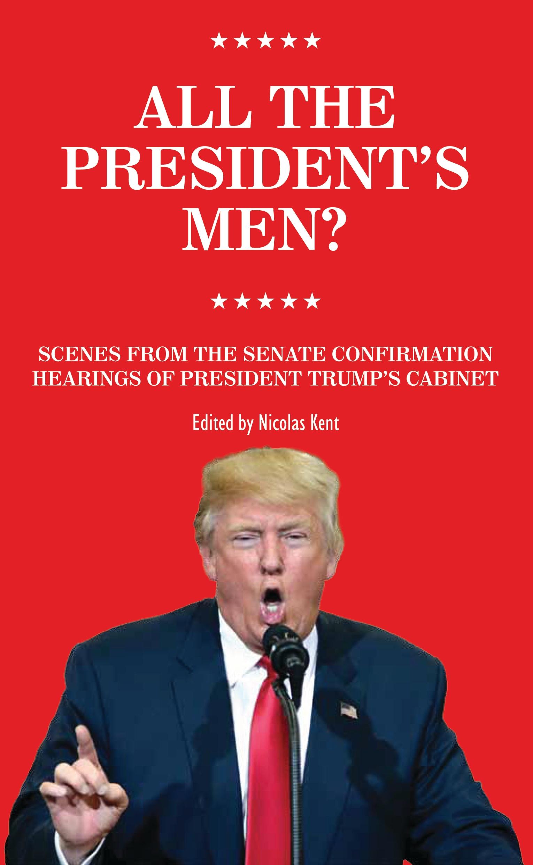 All The President's Men?