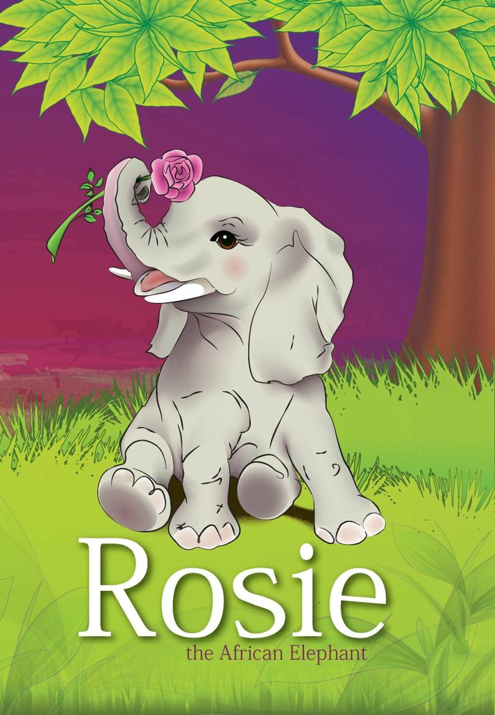 Rosie the African Elephant
