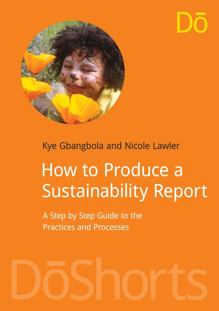 How to Produce a Sustainability Report