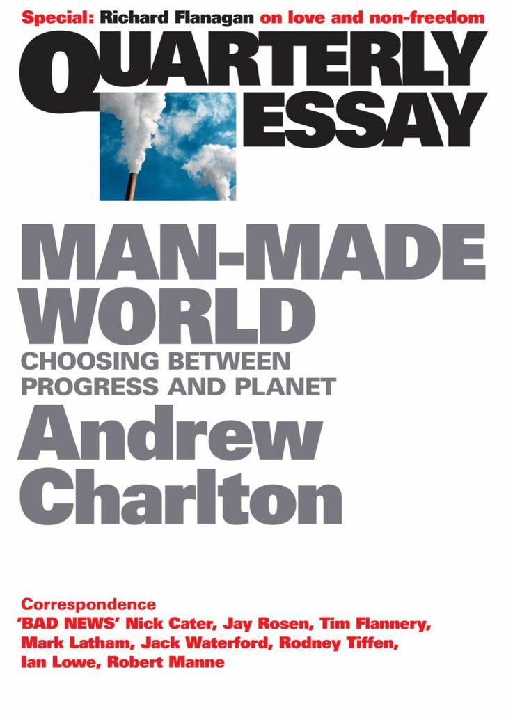 a mans world essay