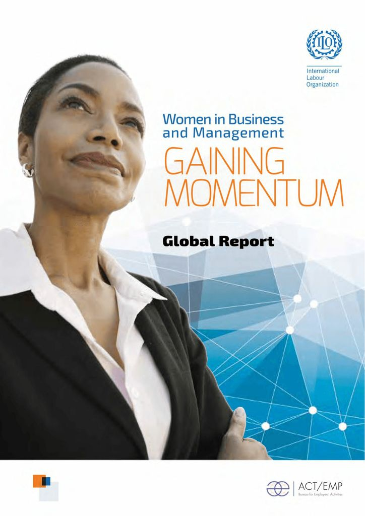 report about global business organization