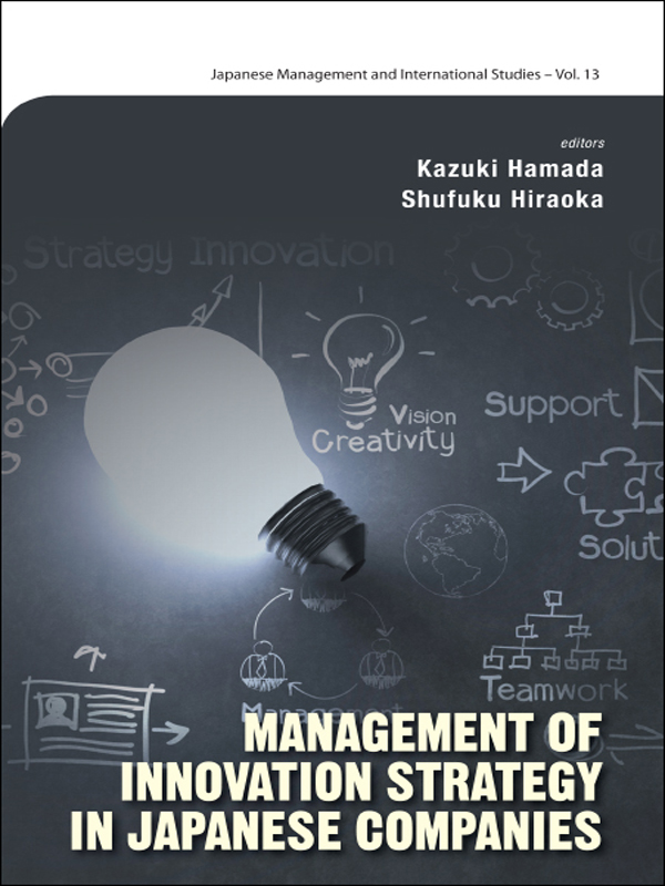 creativity and innovation management in japan