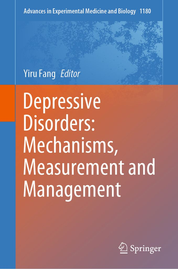 ISBN 9789813292710 product image for Depressive Disorders: Mechanisms, Measurement and Management | upcitemdb.com