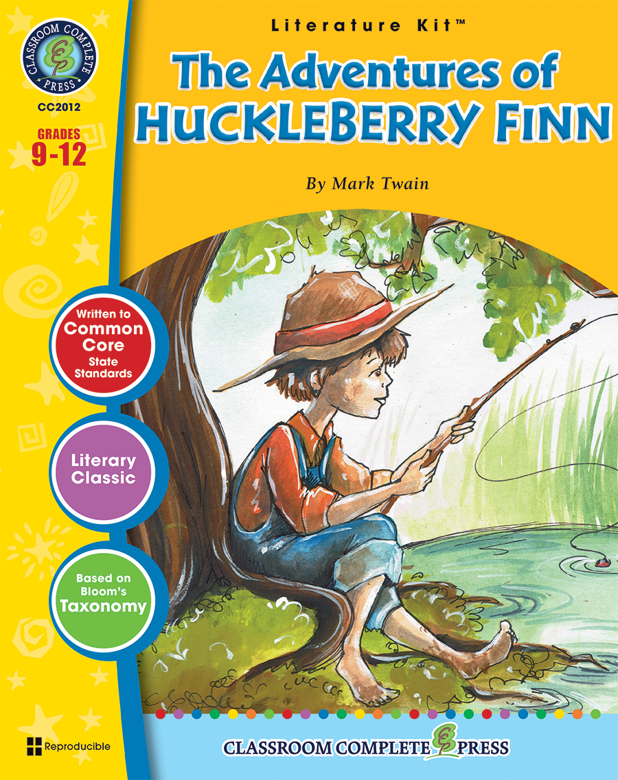 the importance of education in mark twains the adventures of huckleberry finn Adventures of huckleberry finn by mark twain is considered one of the classics of english literature ernest hemingway famously said that all modern american.