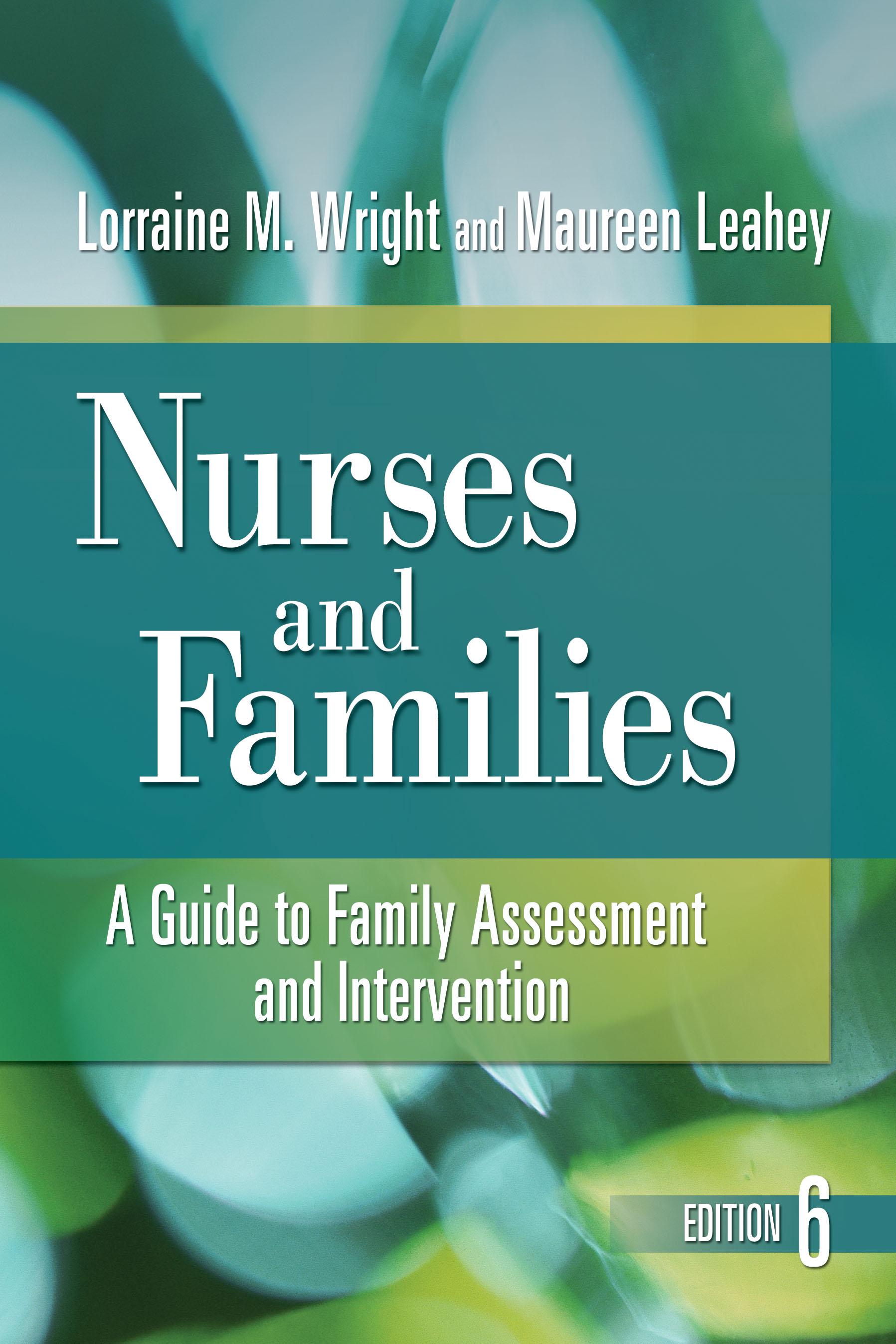 family nursing diagnosis and intervention essay