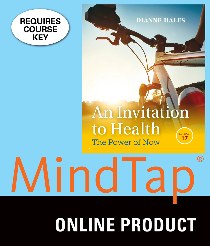 Mindtap health for hales an invitation to health 17th edition mindtap health for hales an invitation to health 17th edition stopboris Gallery