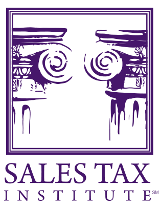 Sales Tax Institute Logo