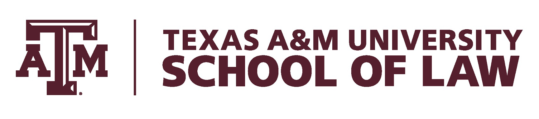 Texas A and M University School of Law Bookstore Logo