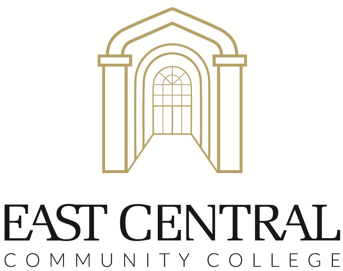 East Central Community College Bookstore Logo