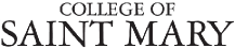 College of Saint Mary Bookstore Logo