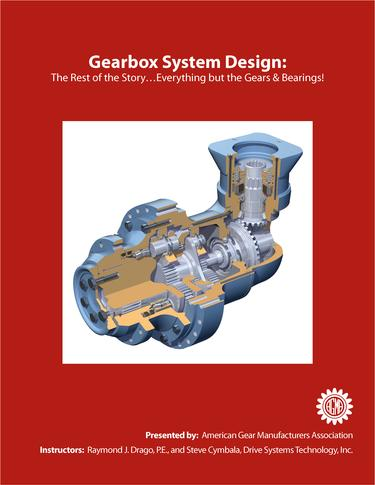 Gearbox System Design manual