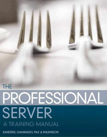 The Professional Server