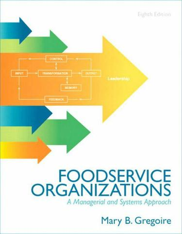 Foodservice Organizations