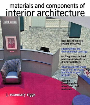 Materials and Components of Interior Architecture (Subscription)