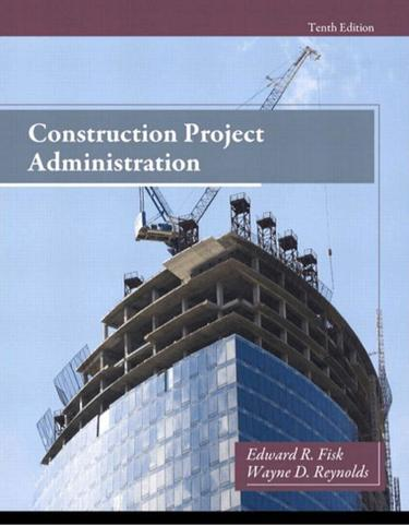 Construction Project Administration (Subscription)