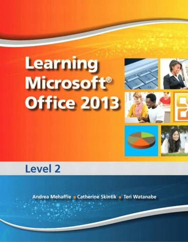 Learning Microsoft Office 2013